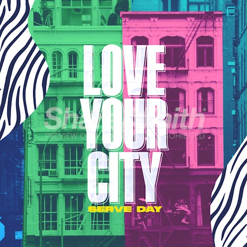 Love Your City Social Media Graphic