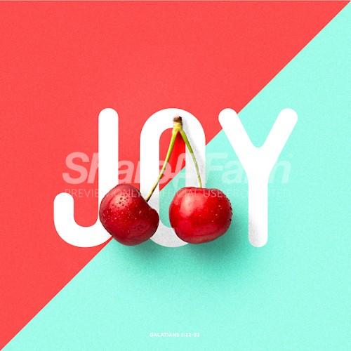 The Fruit of Joy Social Media Graphic