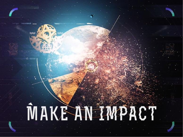 Make an Impact Church Sermon Powerpoint