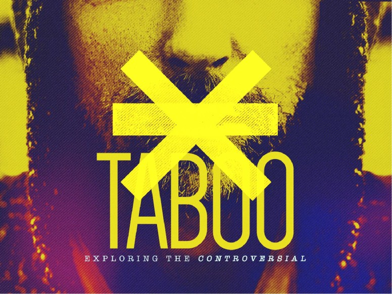 Taboo Sermon Graphic Design
