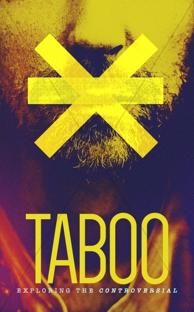 Taboo Sermon Bulletin Cover