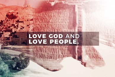 Love God and Love People Mini Movie