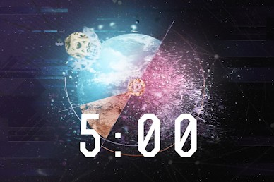 Make An Impact Countdown Motion Graphic