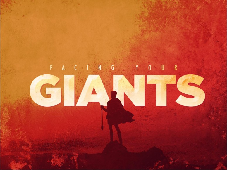 Facing Your Giants Church Sermon Powerpoint