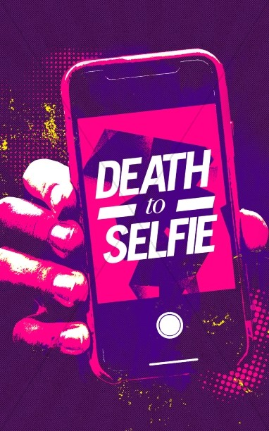 Death to Selfie Church Sermon Bifold