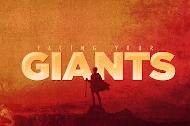 Facing Your Giants Church Motion Graphic