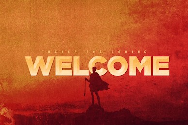 Facing Your Giants Welcome Motion Graphic