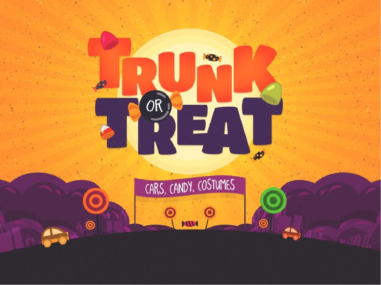 Trunk or Treat Church Media PowerPoint
