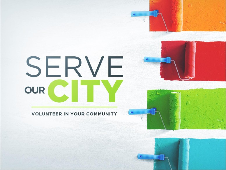 Serve Our City Church Powerpoint