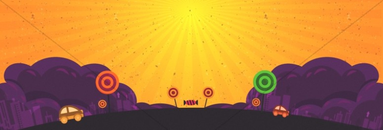Trunk or Treat Church Website Banner