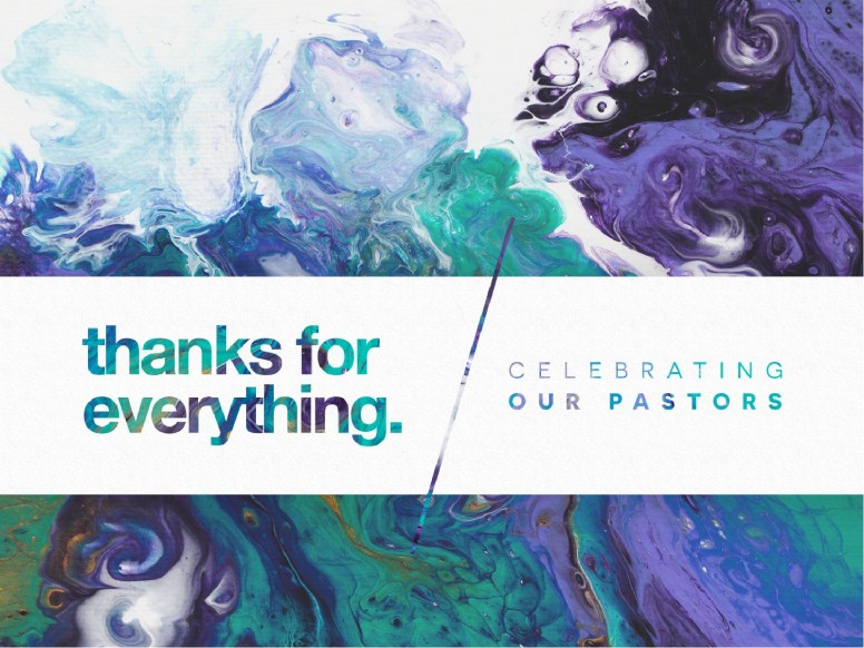 Pastor Appreciation Church Sermon Powerpoint