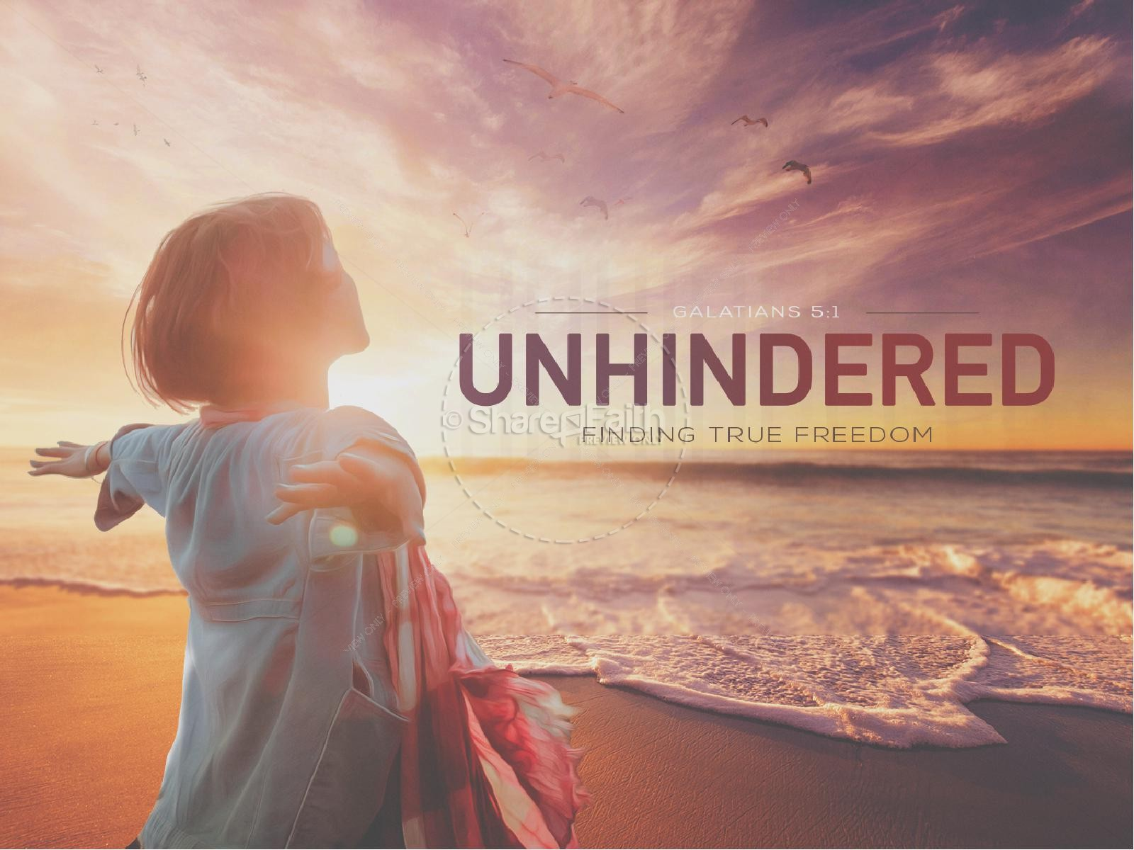 Unhindered Church Media Powerpoint