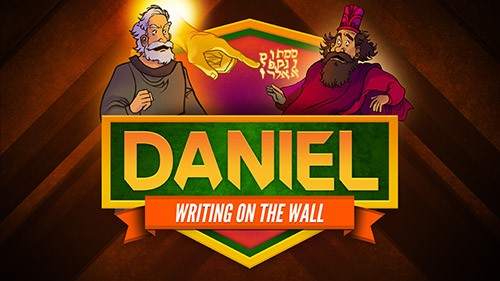 Daniel 5 Writing On The Wall Bible Video for Kids