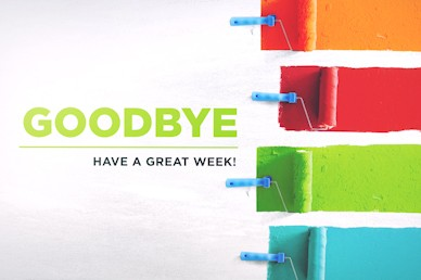 Serve Our City Goodbye Sermon Motion Graphic