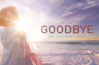 Unhindered Goodbye Sermon Motion Graphic