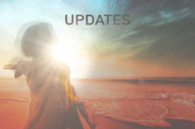 Unhindered Updates Sermon Motion Graphic