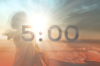 Unhindered Countdown Timer Sermon Motion Graphic