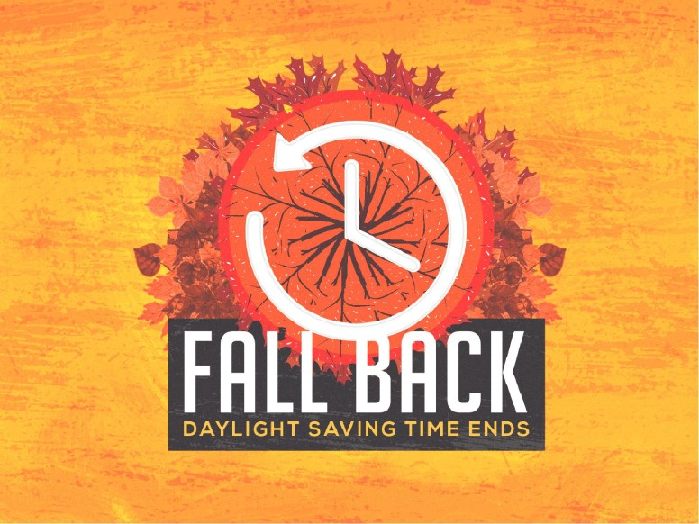 Fall Back Daylight Savings Powerpoint