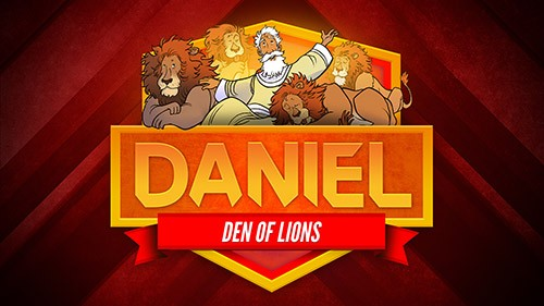 Daniel 6 Den of Lions Bible Video for Kids