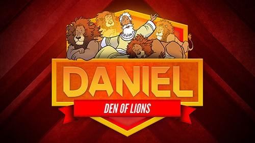 Daniel 6 Den of Lions Bible Video for Kids