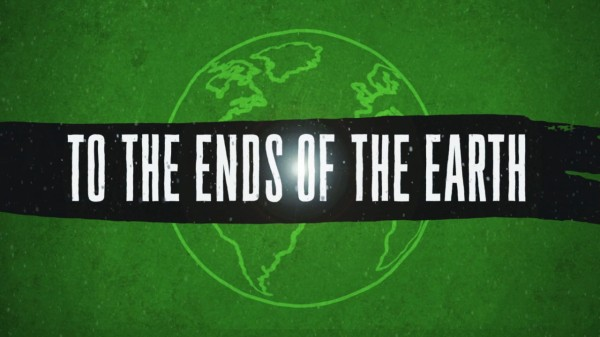 To The Ends Of The Earth Worship Video for Kids