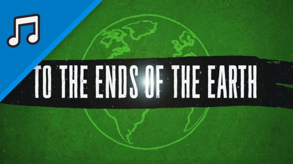 To The Ends Of The Earth Worship Video for Kids Instrumental