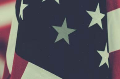 Veterans Day No Text Church Motion Graphic