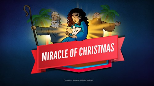 Luke 2 The Miracle of Christmas Bible Video for Kids