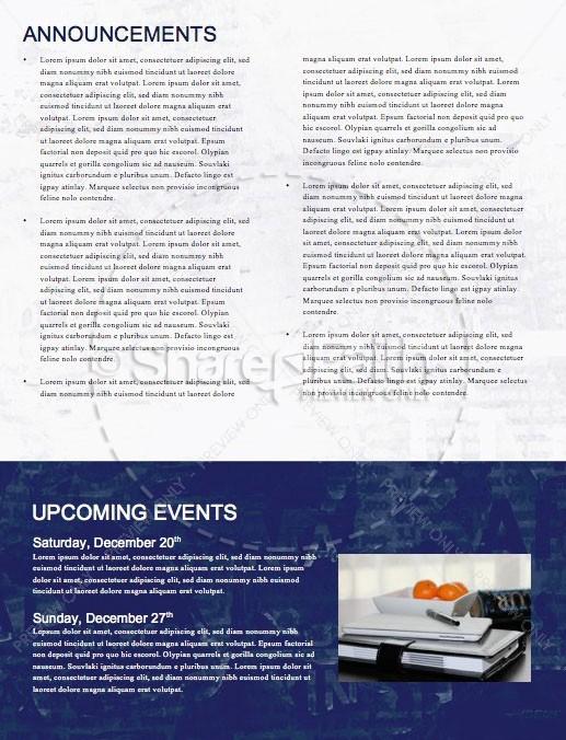 Good News Church Newsletter | page 4