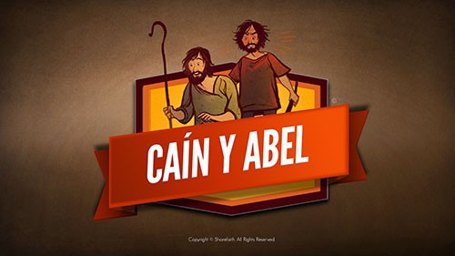 SPANISH Cain and Abel Bible Video For Kids
