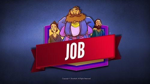 SPANISH The Story of Job Kids Bible Video