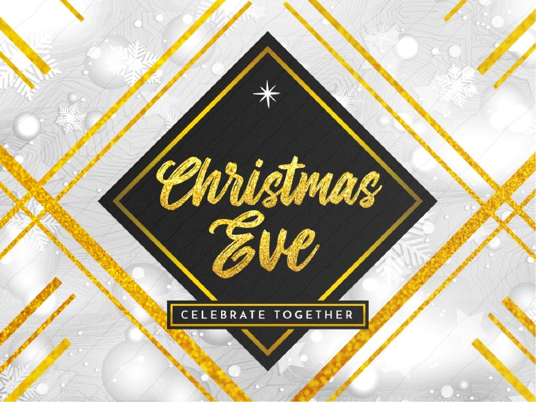 Christmas Eve Celebrate Together Church Powerpoint