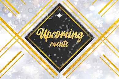 Christmas Eve Upcoming Events Church Motion Graphic