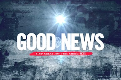 Good News Great Joy Church Motion Graphic