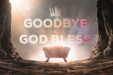 Word Made Flesh Goodbye Church Motion Graphic