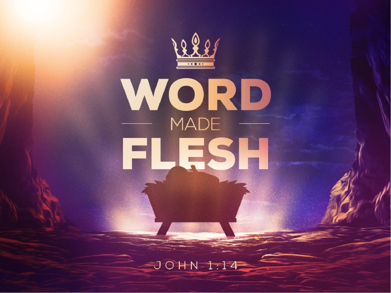 Word Made Flesh Church Powerpoint