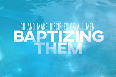 Raised To Life Baptism Church Video