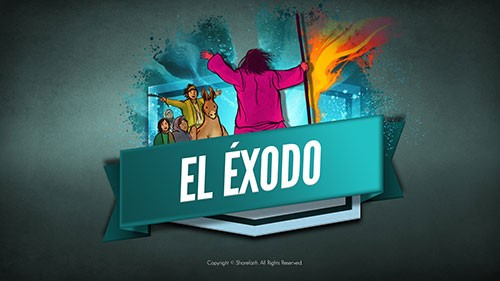 SPANISH The Exodus Story Bible Video For Kids