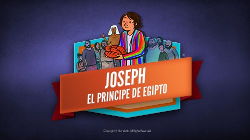 SPANISH The Story Of Joseph the Prince of Egypt Bible Video For Kids