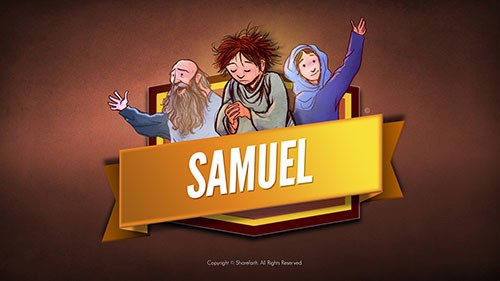 SPANISH Samuel Bible Story Video For Kids