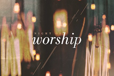 Worship Motion Graphic