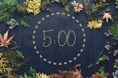 Celebrate Thanksgiving Together Countdown Church Motion Graphic