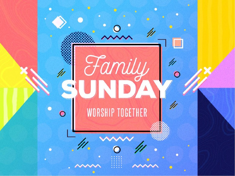 Family Sunday Church Powerpoint