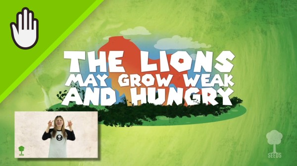 The Good Song Worship Video for Kids Hand Motions
