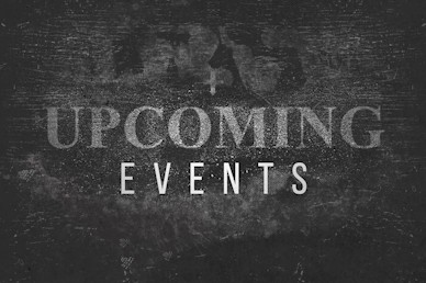 Lent Upcoming Events Church Motion Graphic