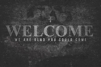 Lent Welcome Church Motion Graphic