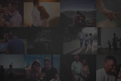 This Is Us No Text Church Motion Graphic