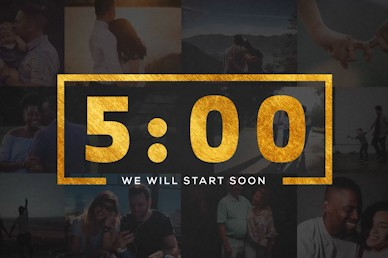 This Is Us Church Countdown Timer