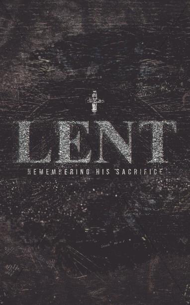 Lent Church Bifold Bulletin