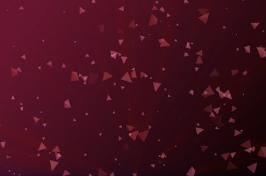 Worship Triangles Maroon Gradient Video Loop